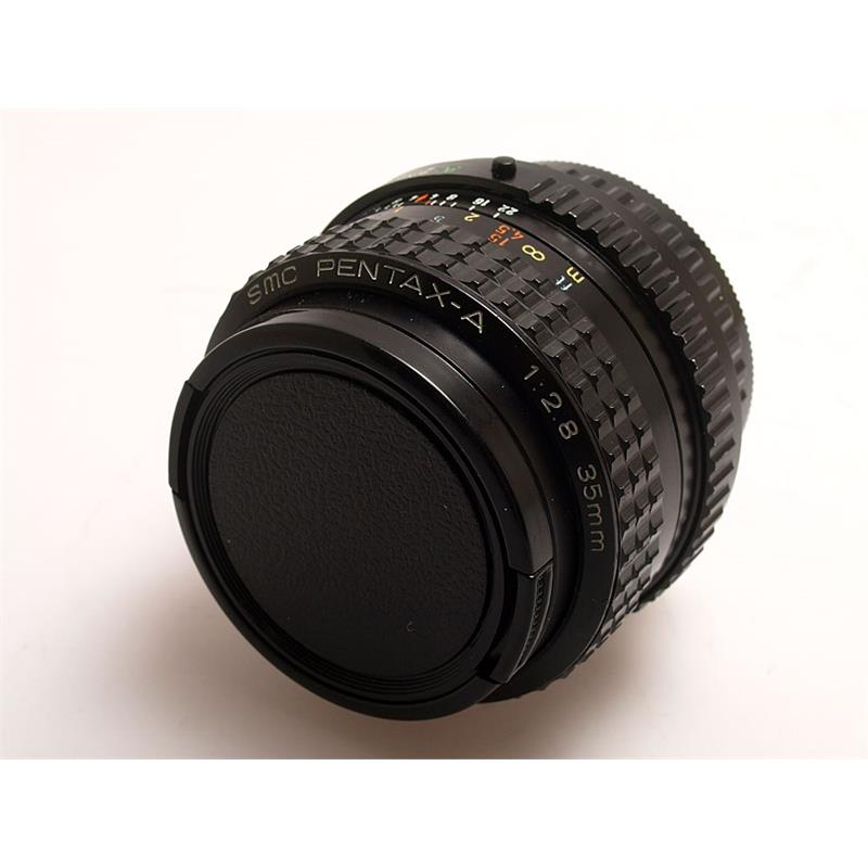 Pentax 35mm F2.8 SMC A Thumbnail Image 0