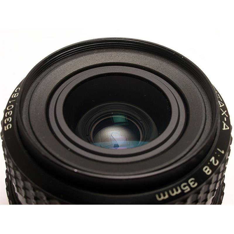 Pentax 35mm F2.8 SMC A Thumbnail Image 1