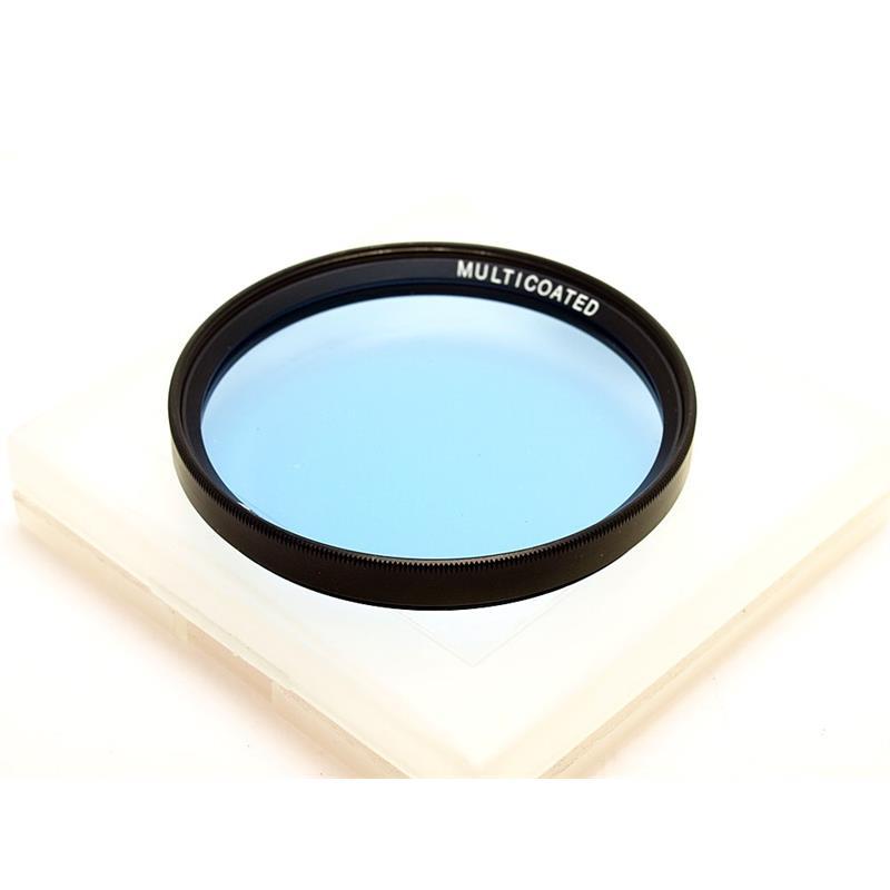 B+W 55mm Blue KB6 - Single Coated Image 1