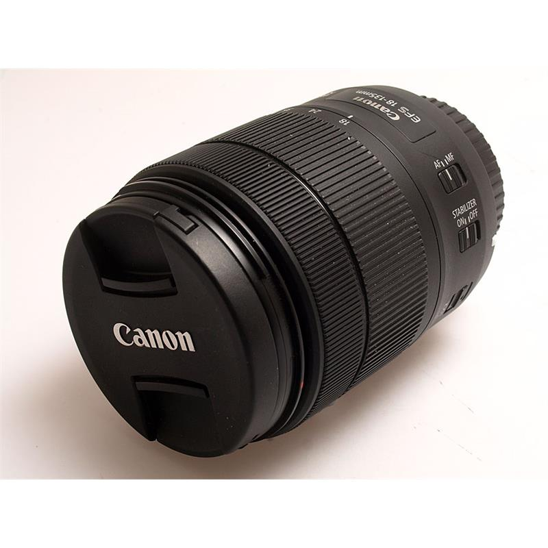 Canon 18-135mm F3.5-5.6 IS USM EF-S Thumbnail Image 0