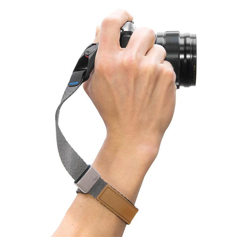 Peak Design Cuff Quick Connect Wrist Strap - Ash Thumbnail Image 1