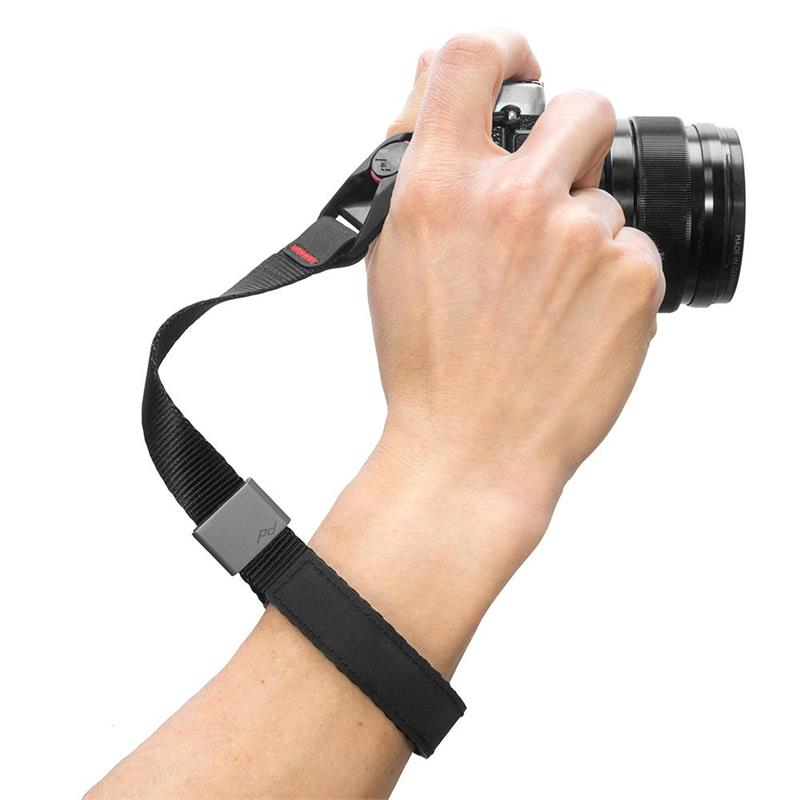 Peak Design Cuff Quick Connect Wrist Strap - Charcoa Thumbnail Image 1