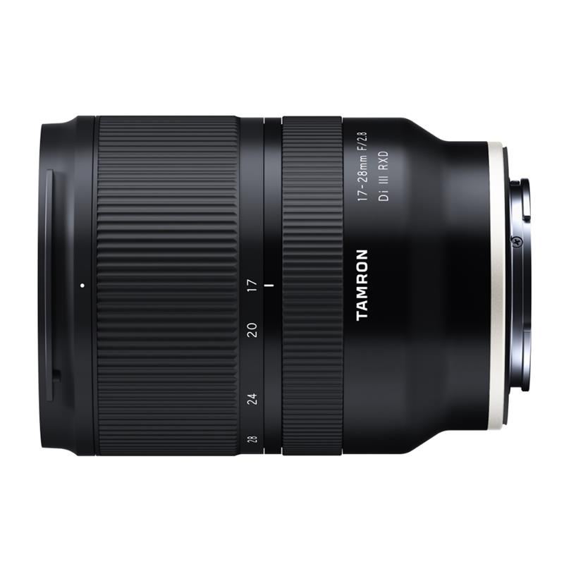 Tamron 17-28mm f2.8 Di III RXD Model A046 - Sony E Thumbnail Image 0
