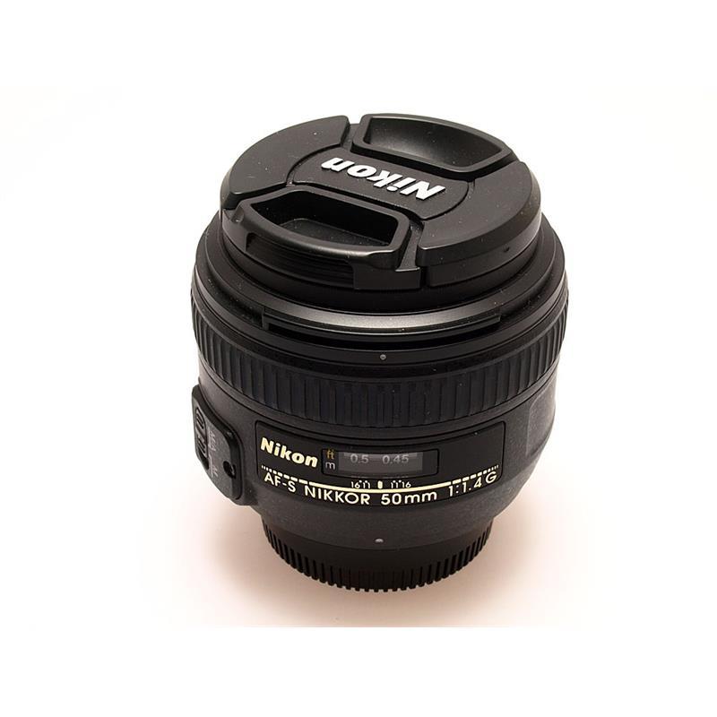 Nikon 50mm F1.4 G AFS Thumbnail Image 0