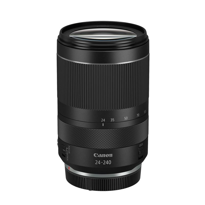 Canon 24-240mm F4-6.3 RF IS USM Thumbnail Image 0