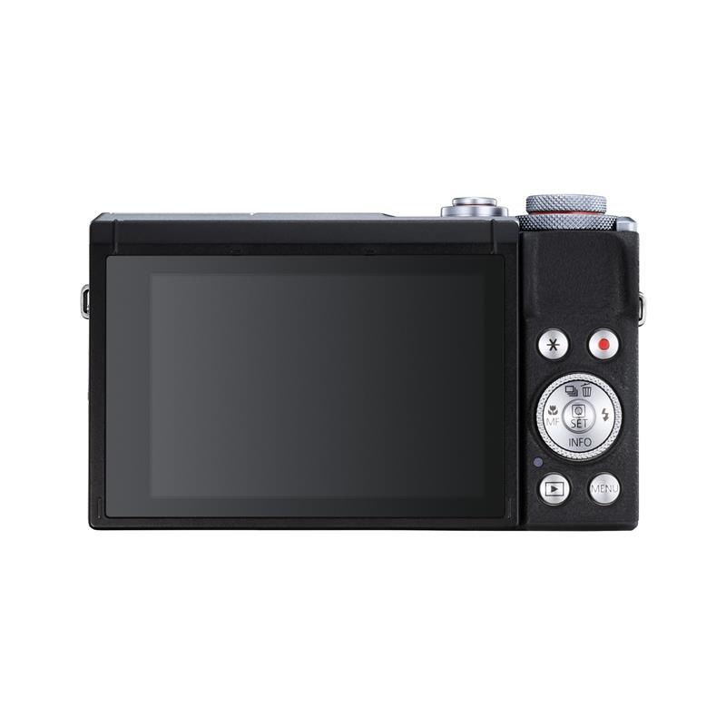 Canon PowerShot G7X III - Black Thumbnail Image 1