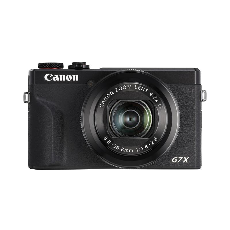 Canon PowerShot G7X III - Black Thumbnail Image 0