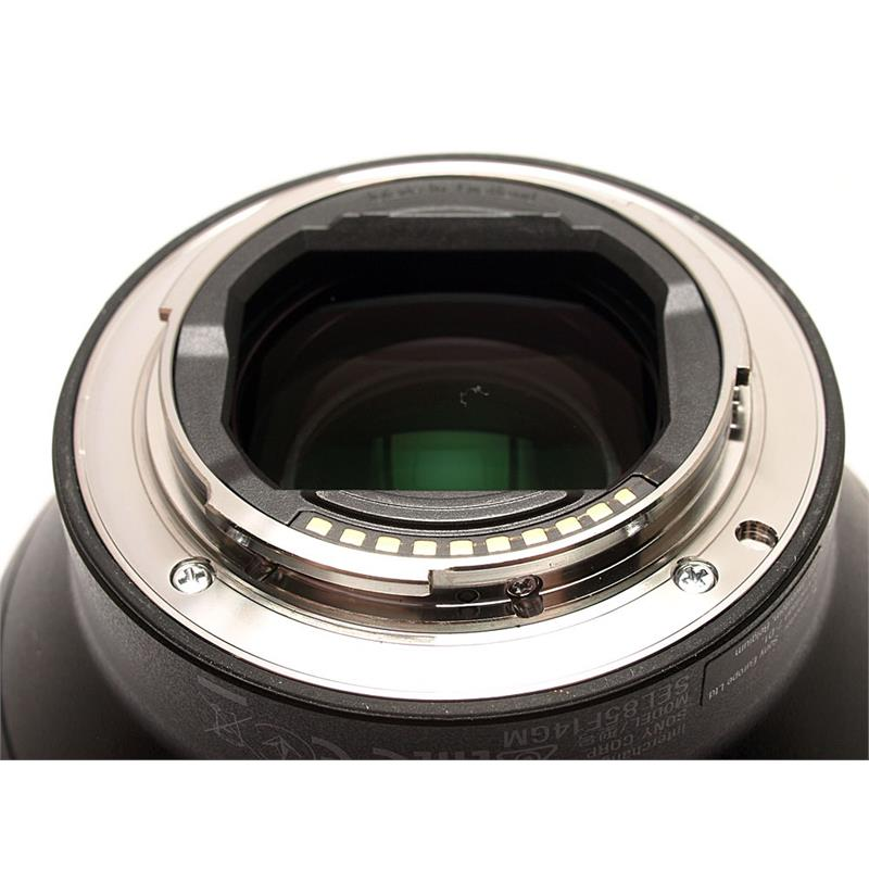 Sony 85mm F1.4 GM FE G Master Thumbnail Image 2