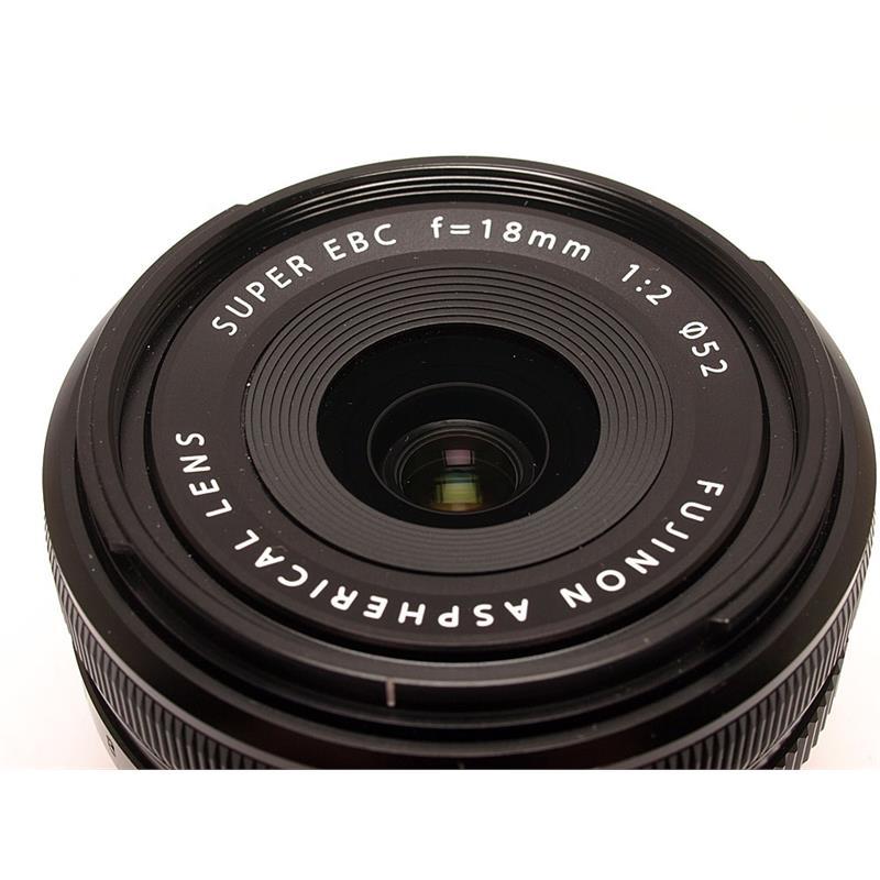 Fujifilm 18mm F2 XF R Thumbnail Image 1