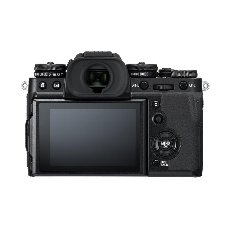 Fujifilm X-T3 + 18-55mm lens - Black - Double Cashback Thumbnail Image 1