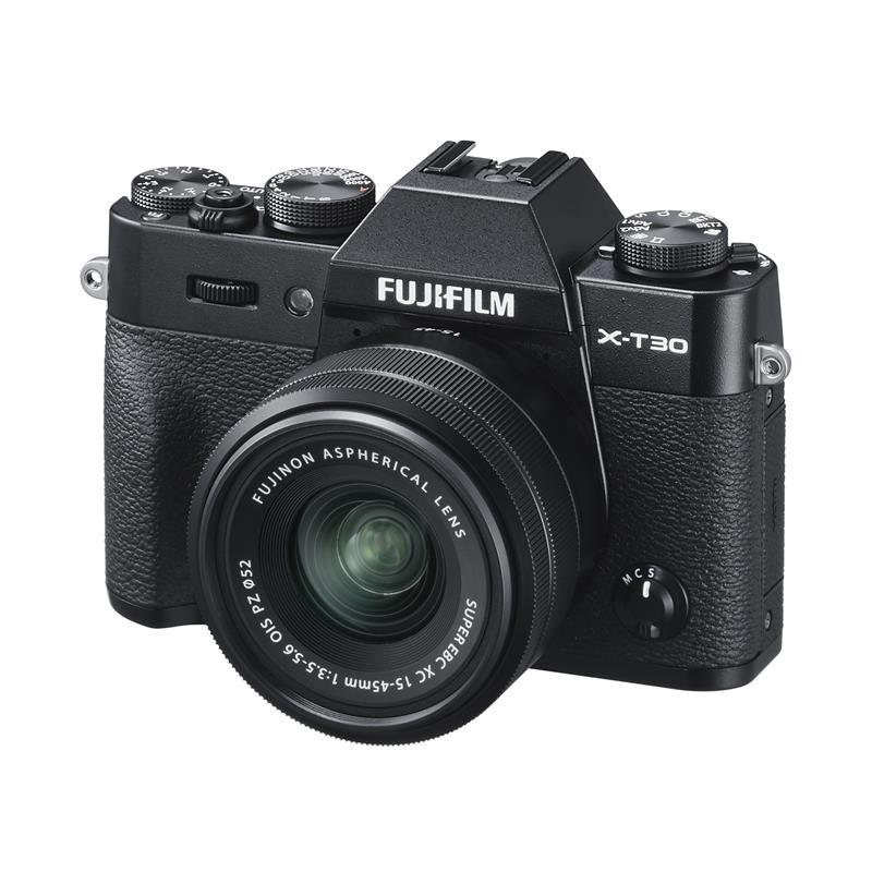 Fujifilm X-T30 + 15-45mm XC - Black Thumbnail Image 2