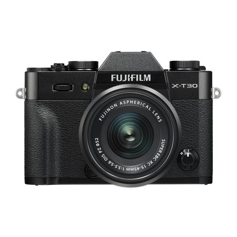 Fujifilm X-T30 + 15-45mm XC - Black Thumbnail Image 0