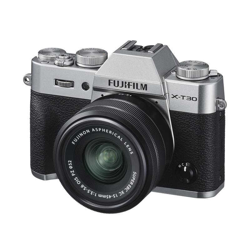 Fujifilm X-T30 + 15-45mm XC - Silver Thumbnail Image 2
