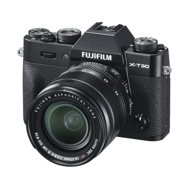 Fujifilm X-T30 + 18-55 XF - Black Thumbnail Image 2