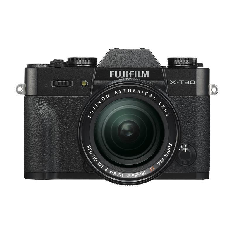 Fujifilm X-T30 + 18-55 XF - Black Thumbnail Image 0