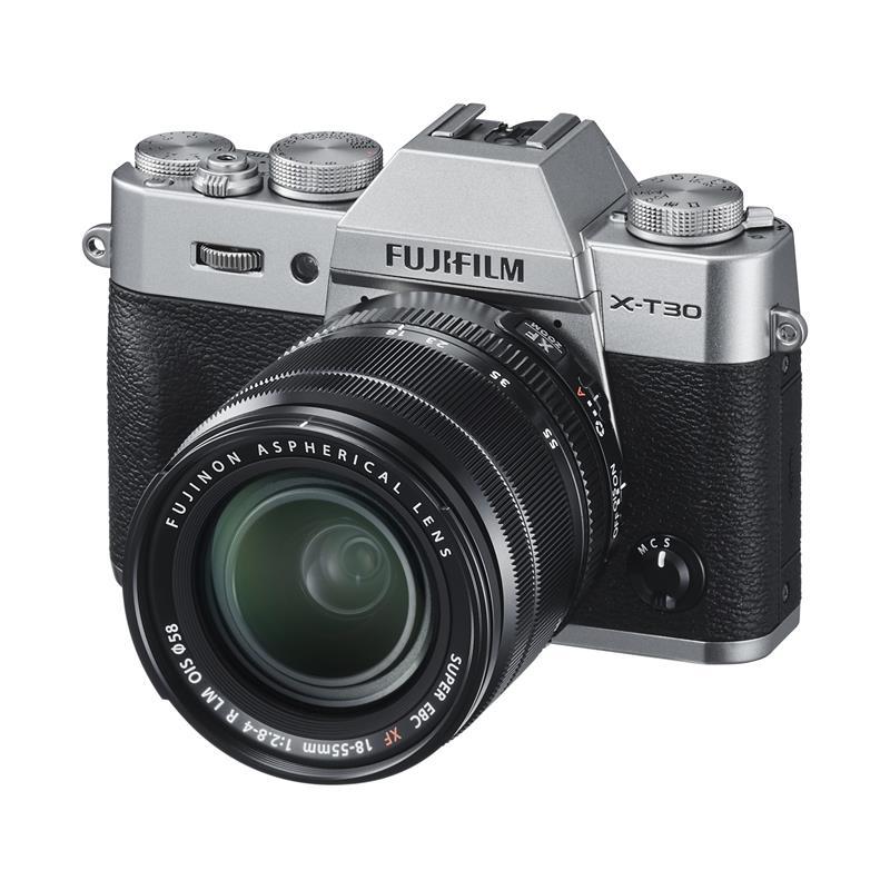 Fujifilm X-T30 + 18-55 XF - Silver Thumbnail Image 2