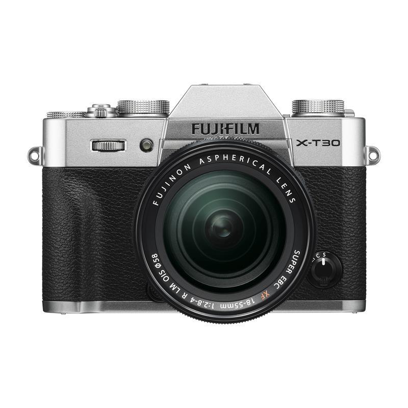 Fujifilm X-T30 + 18-55 XF - Silver Thumbnail Image 0
