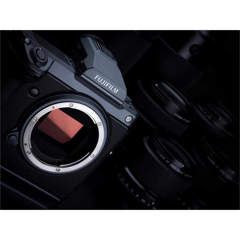 Fujifilm GFX 100 Body Only Thumbnail Image 2