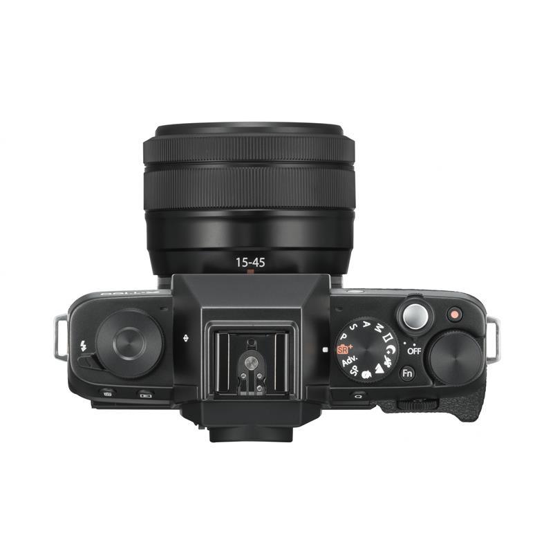 Fujifilm X-T100 + 15-45mm XC - Black Thumbnail Image 2