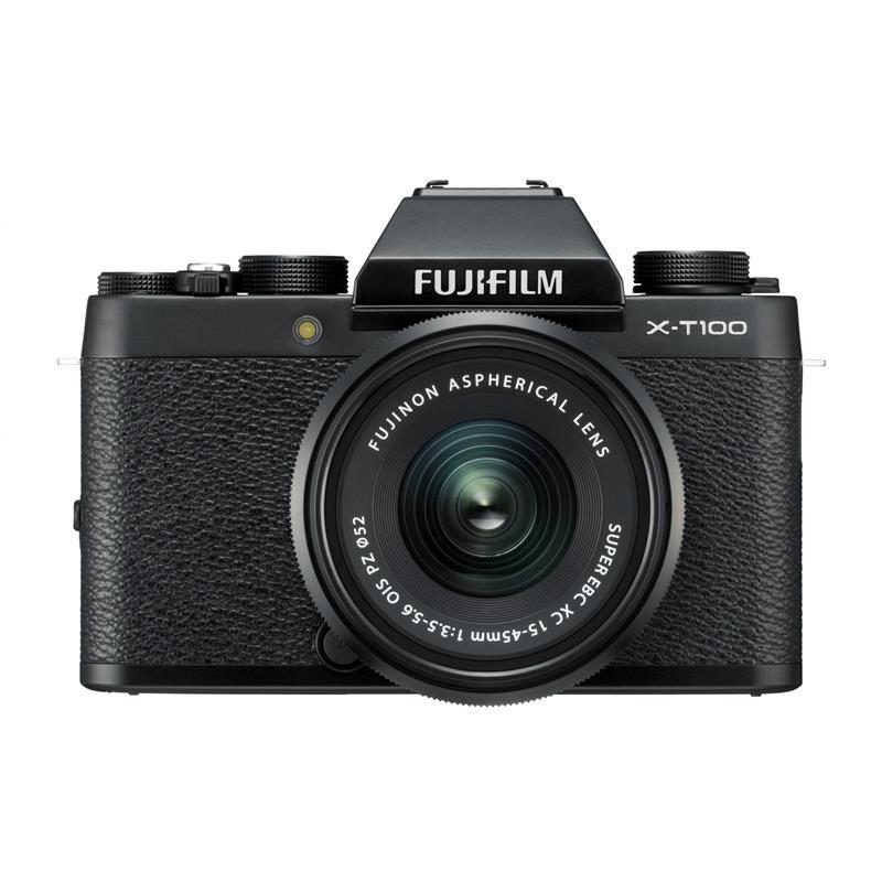 Fujifilm X-T100 + 15-45mm XC - Black Thumbnail Image 0