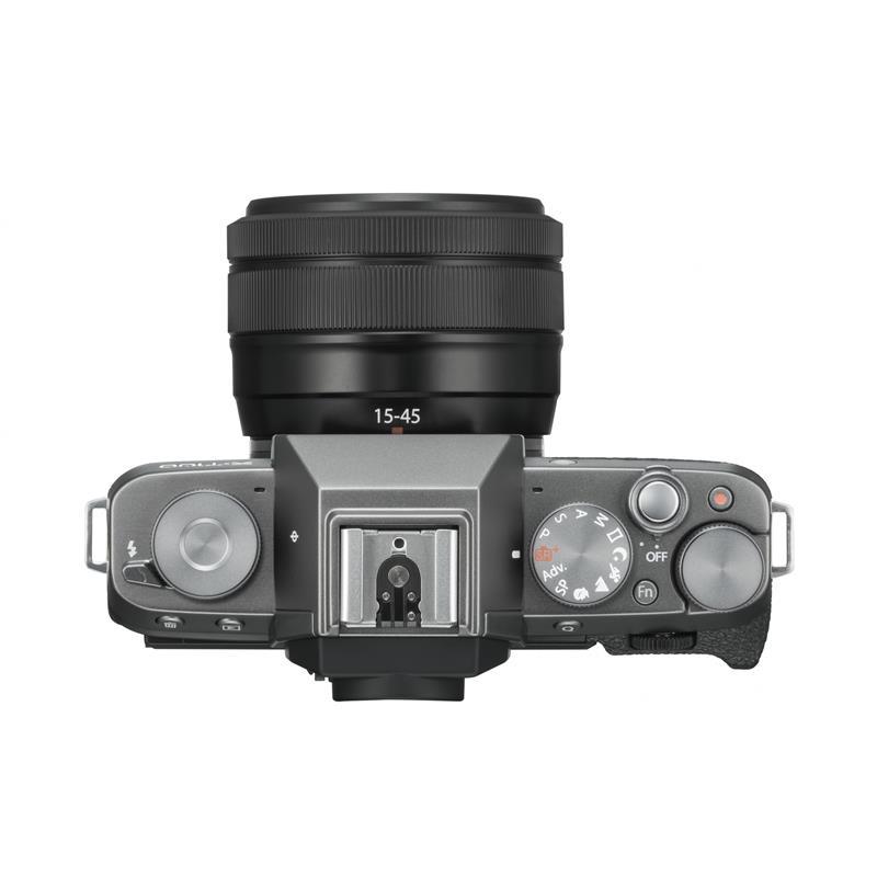 Fujifilm X-T100 + 15-45mm XC - Dark Silver Thumbnail Image 2