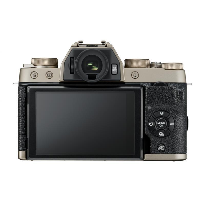 Fujifilm X-T100 + 15-45mm XC - Champagne Gold Thumbnail Image 1