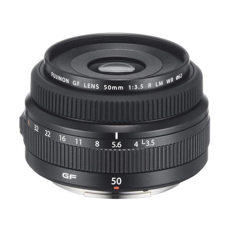 Fujifilm 50mm F3.5 R LM WR GF - GFX Series Thumbnail Image 1