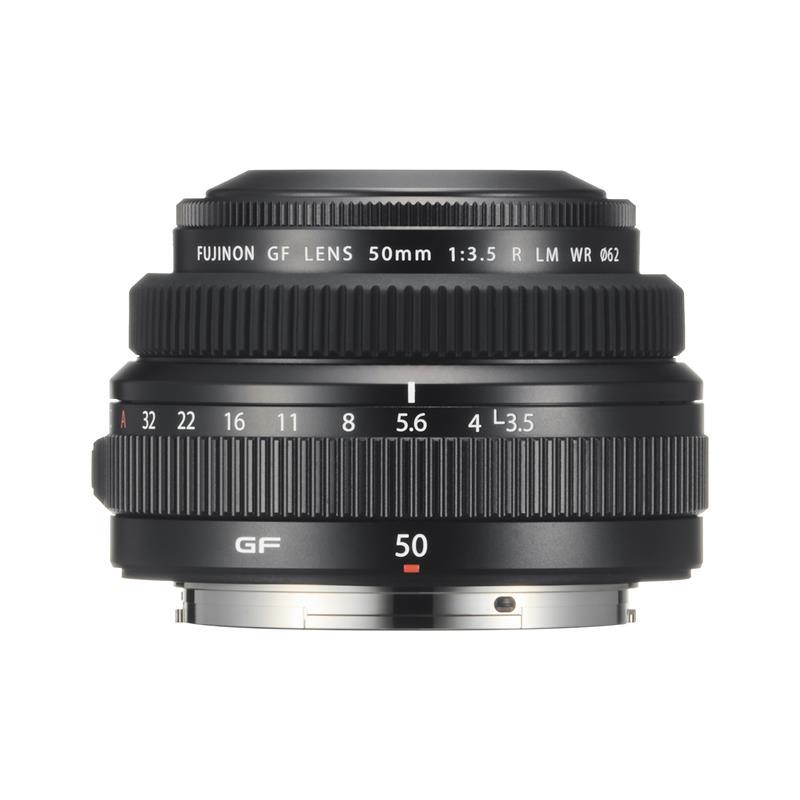 Fujifilm 50mm F3.5 R LM WR GF - GFX Series Thumbnail Image 2