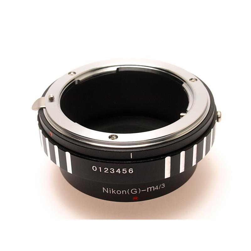 Nikon (G) - Micro 4/3rds Lens Mount Adap Image 1