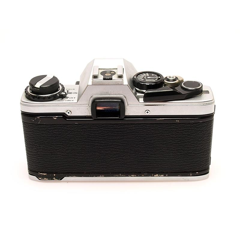 Olympus OM10 Body Only - Chrome Thumbnail Image 1
