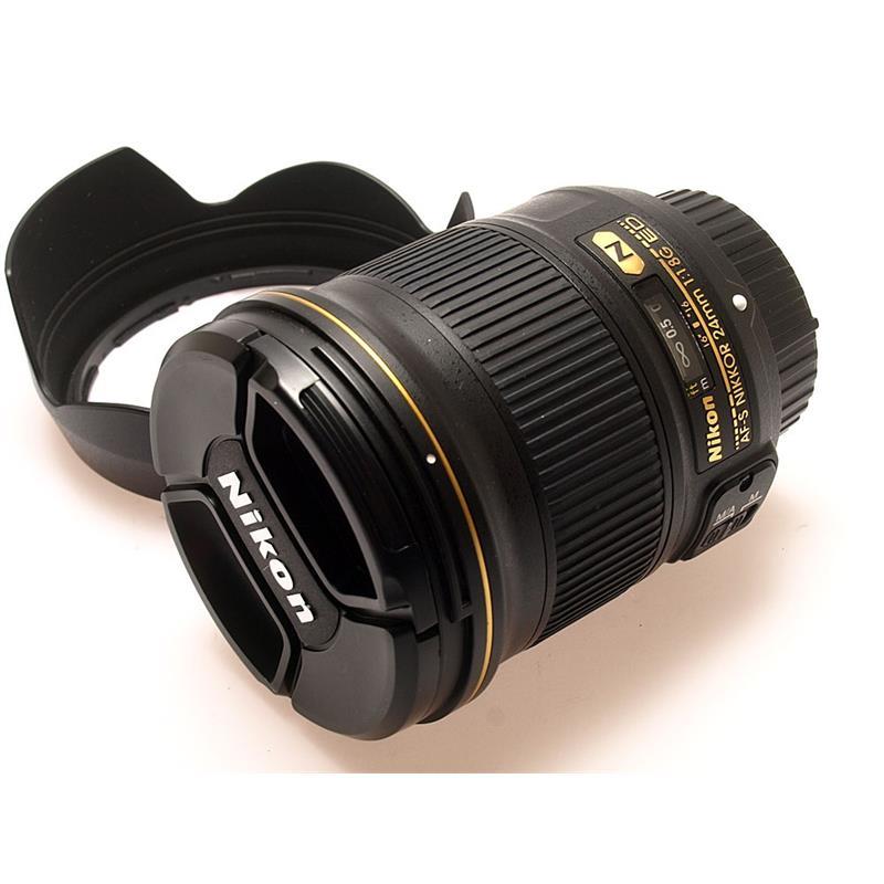 Nikon 24mm F1.8 AFS G ED Thumbnail Image 0