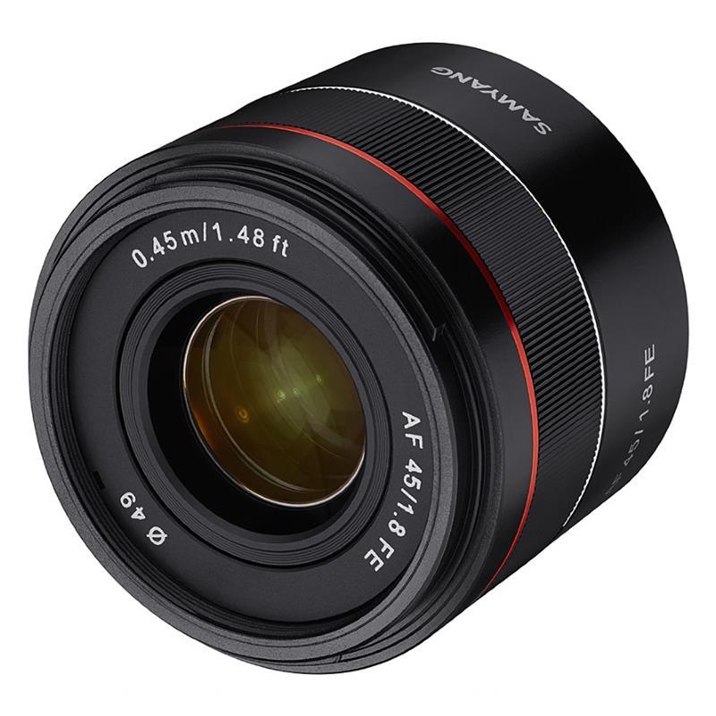 Samyang 45mm F1.8 AF - Sony E - Sale Thumbnail Image 0