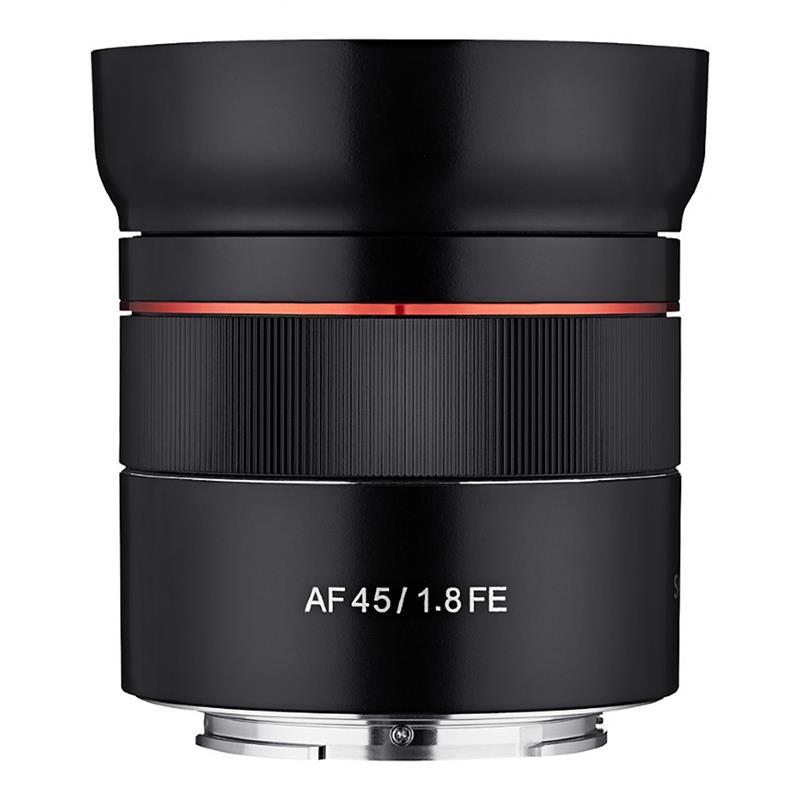 Samyang 45mm F1.8 AF - Sony E - Sale Thumbnail Image 1