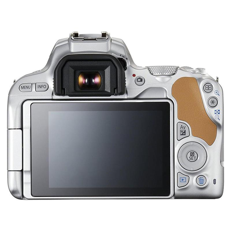Canon EOS 200D + 18-55mm IS STM - Silver Thumbnail Image 1