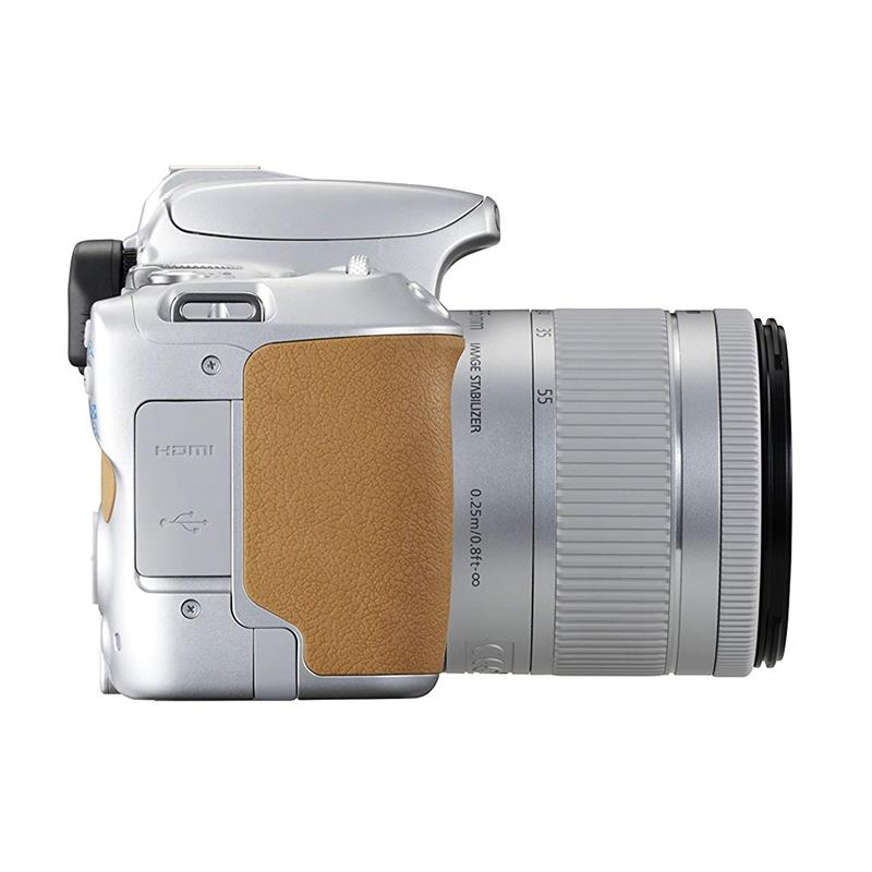 Canon EOS 200D + 18-55mm IS STM - Silver Thumbnail Image 2
