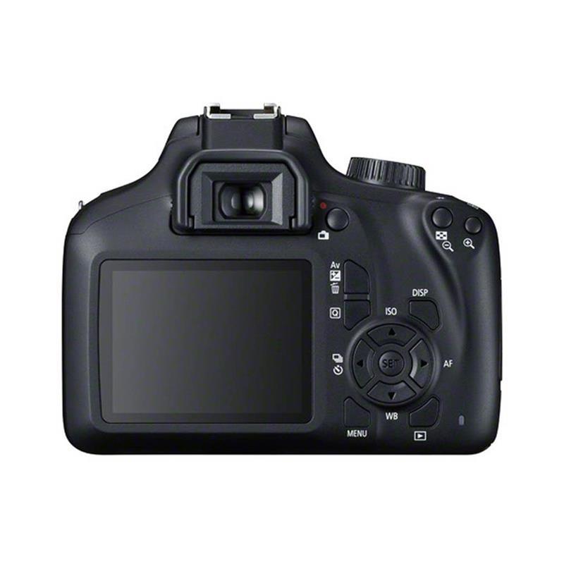 Canon EOS 4000D + 18-55mm Thumbnail Image 1