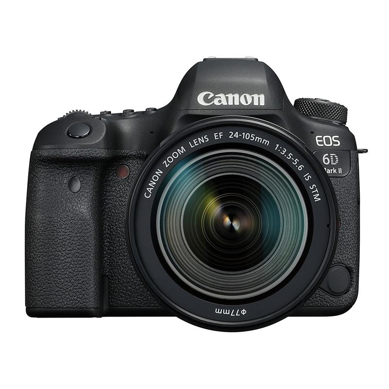 Canon EOS 6D II + 24-105mm F3.5-5.6 IS STM Thumbnail Image 0