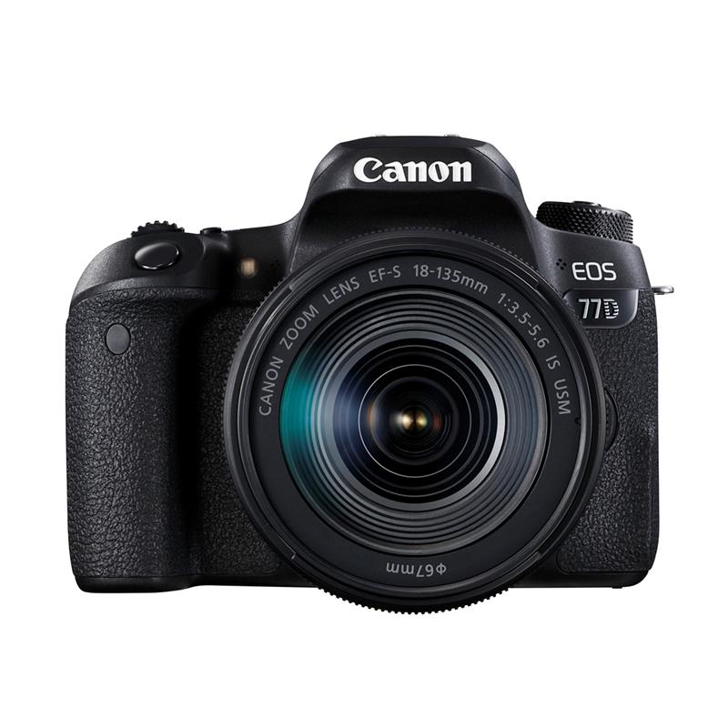 Canon EOS 77D + 18-135mm EF-S Image 1