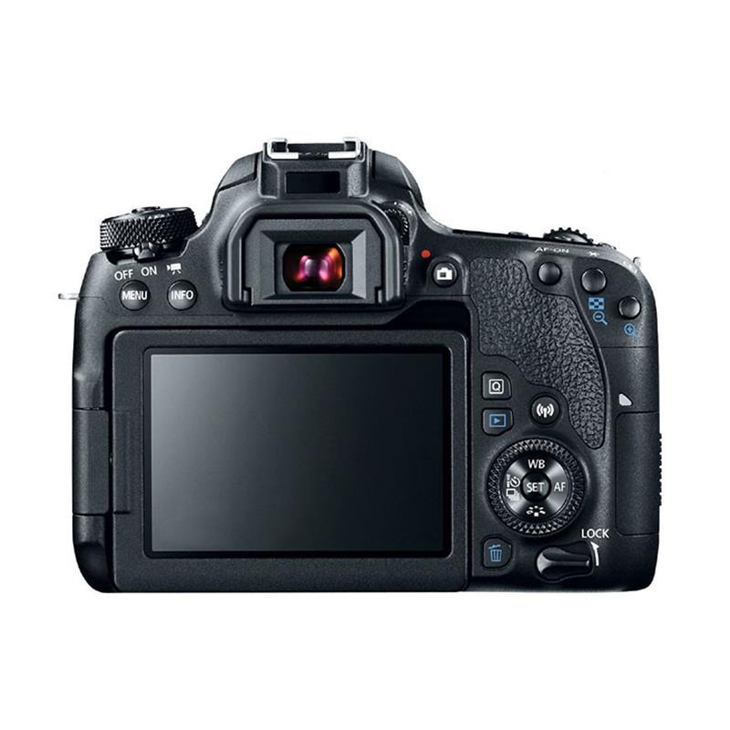Canon EOS 77D + 18-135mm EF-S Thumbnail Image 1