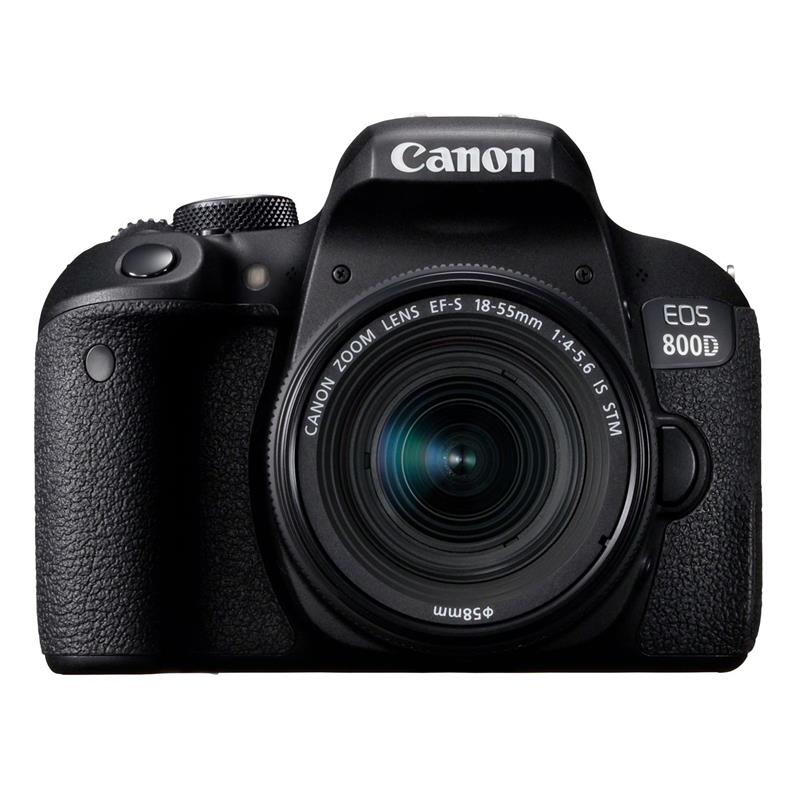 Canon EOS 800D + 18-55mm IS STM Image 1