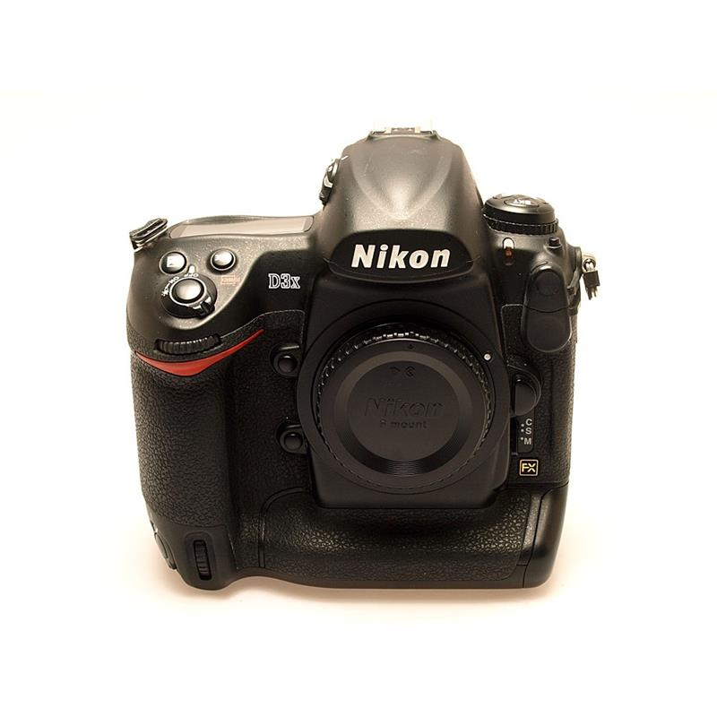 Nikon D3X Body Only Thumbnail Image 0