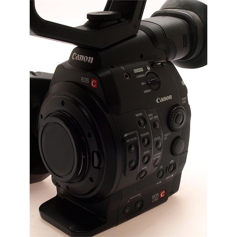 Canon EOS C300 Camcorder Thumbnail Image 2