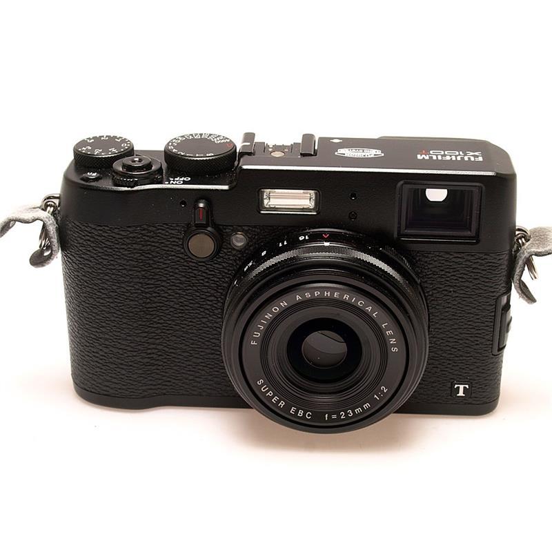 Fujifilm X100T - Black Thumbnail Image 0