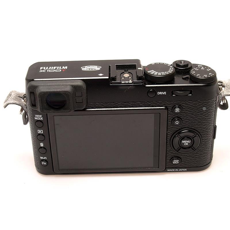 Fujifilm X100T - Black Thumbnail Image 1