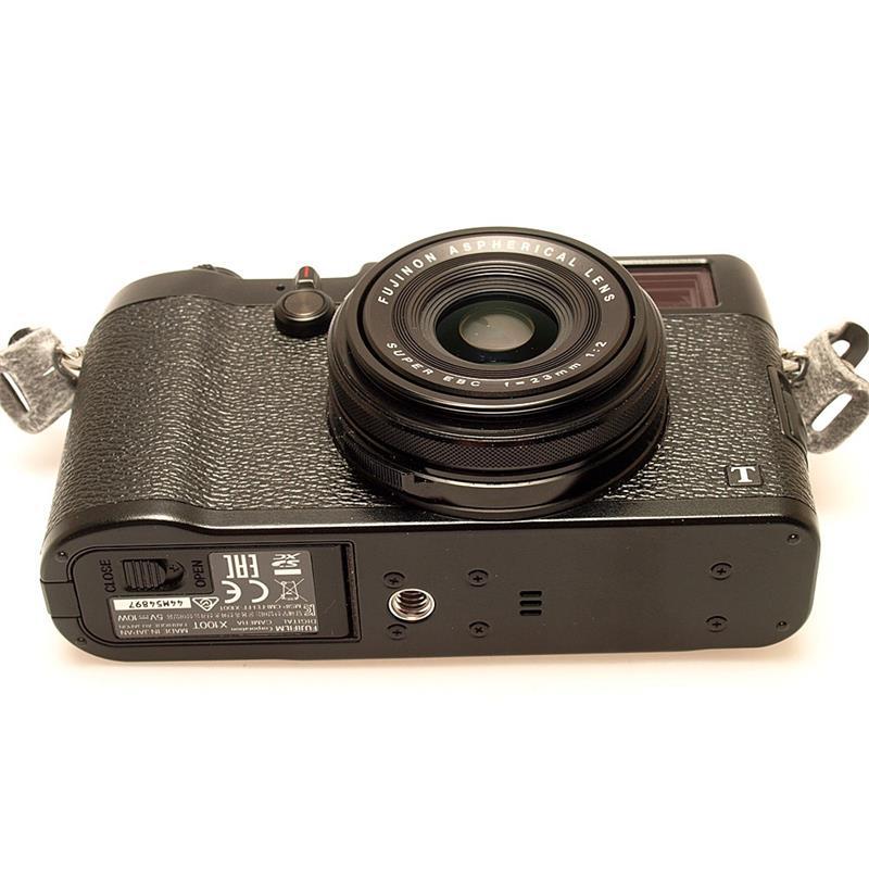 Fujifilm X100T - Black Thumbnail Image 2