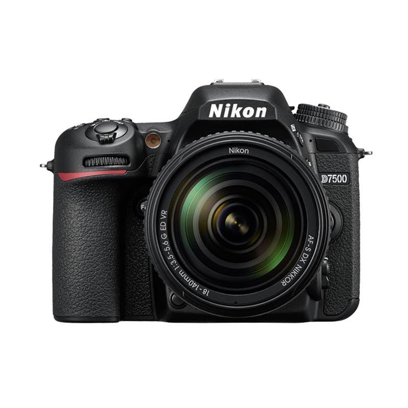 Nikon D7500 + 18-140mm VR Thumbnail Image 0