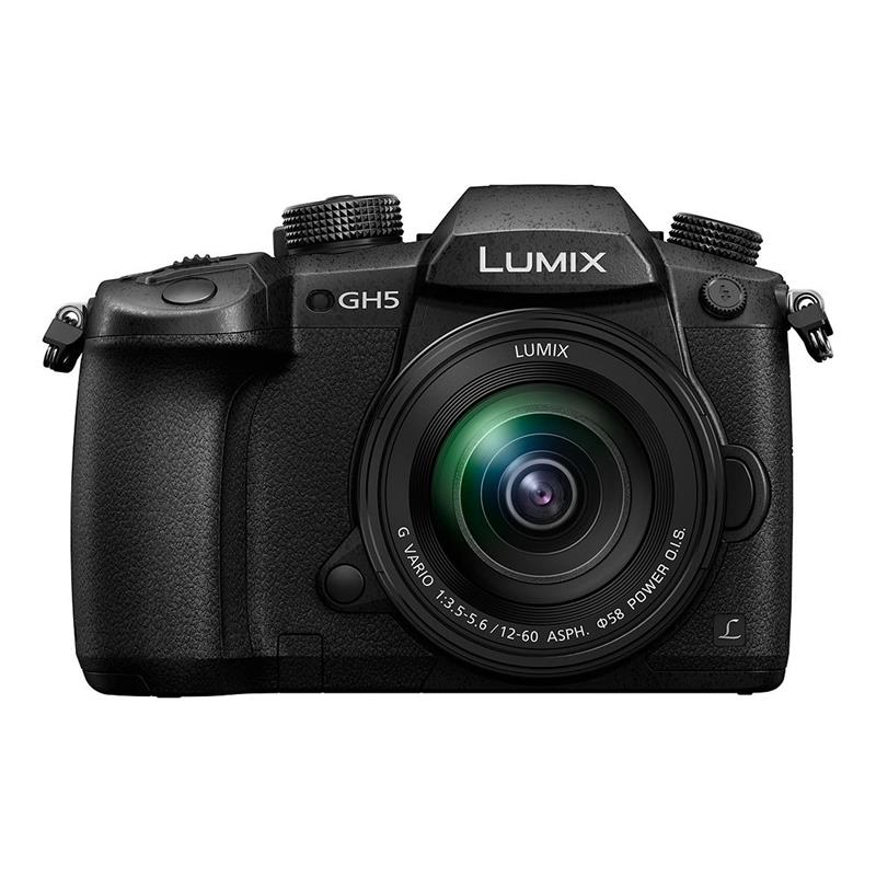 Panasonic DC GH5 Body + 12-60mm F3.5-5.6 G  Image 1