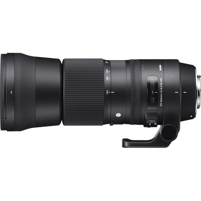 Sigma 150-600mm DG OS HSM C + 1.4x TC-1401 - Canon EOS Thumbnail Image 0