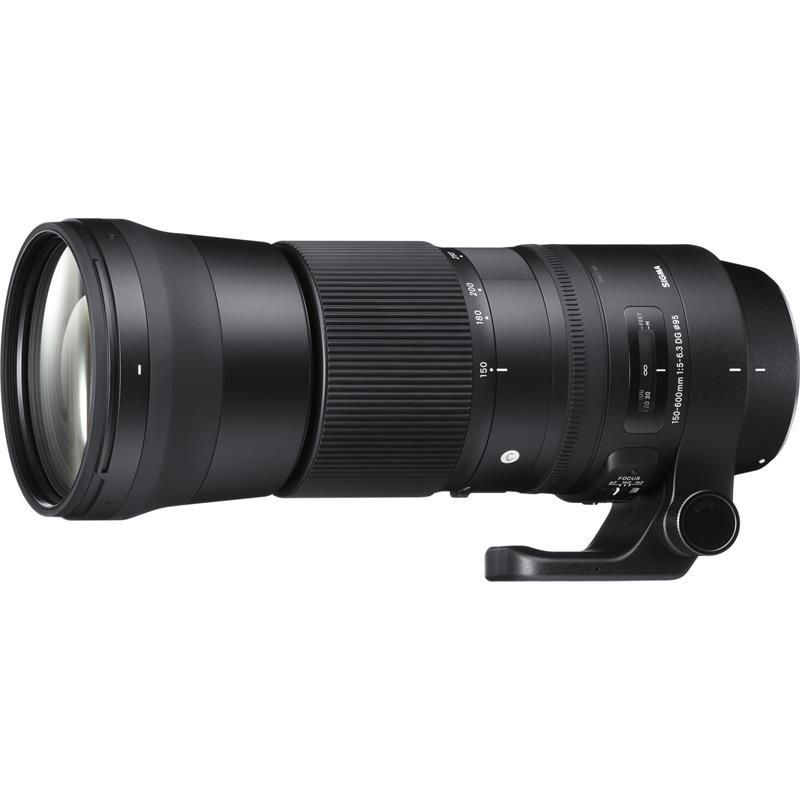 Sigma 150-600mm DG OS HSM C + 1.4x TC-1401 Converter - Nikon AF Thumbnail Image 1