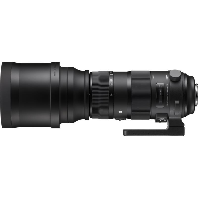 Sigma 150-600mm DG OS HSM Sport + 1.4x TC-1401 - Canon EOS Thumbnail Image 0